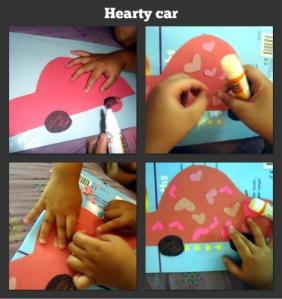 heart car