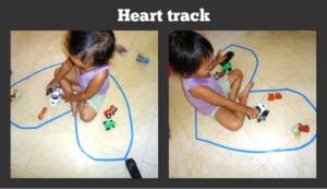 heart track